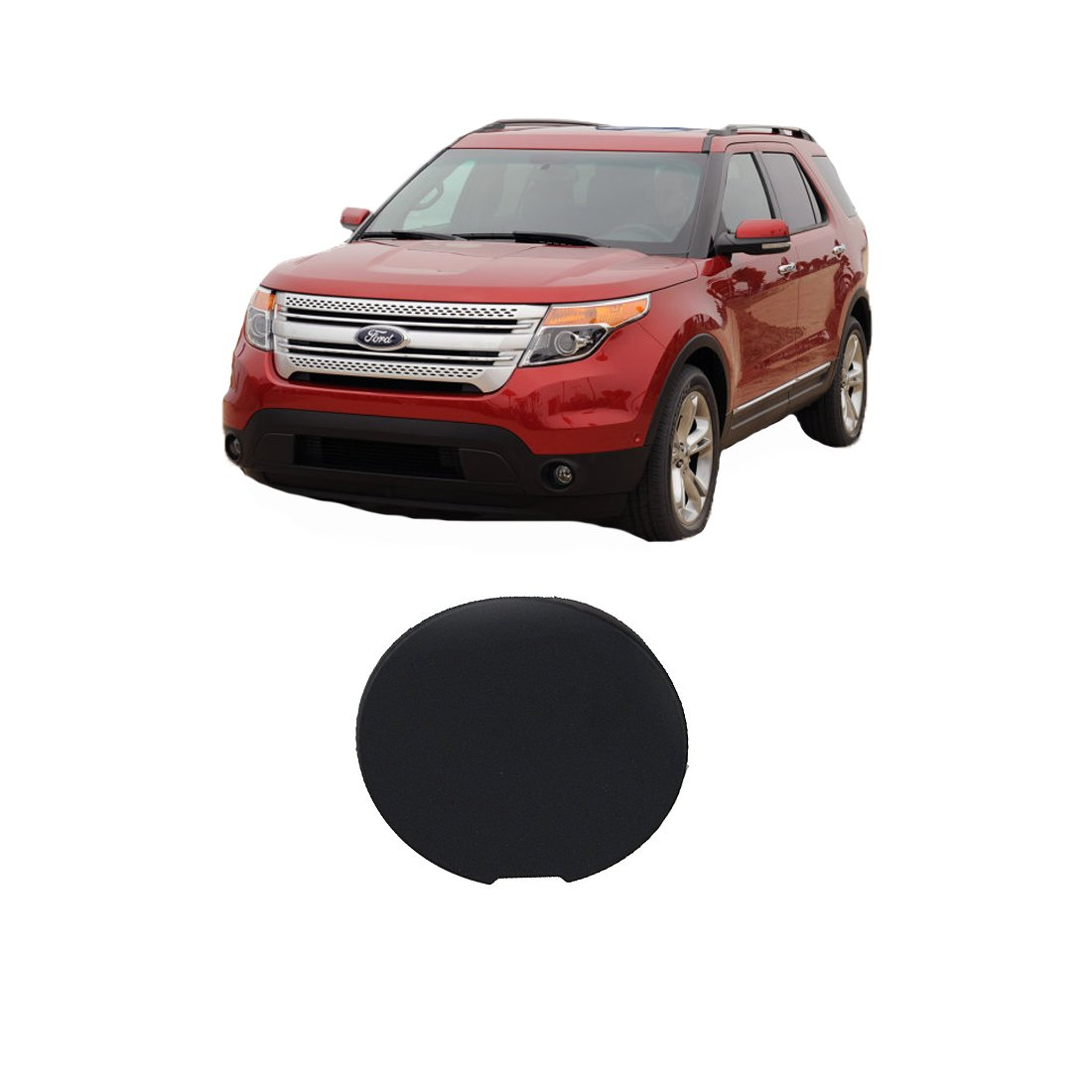 Genuine Ford BB5Z-17A900-APTM Bumper Cover