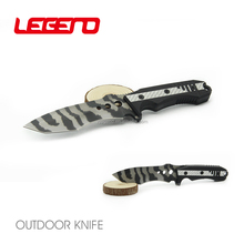 HK189 High quality G10 handle stainless steel fixed blade rambo combat knife tactical knife survival knife