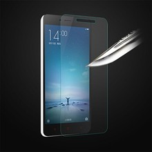 2016 new 0.26mm 9H 2.5D Retail Tempered Glass For Xiaomi redmi 2 Note 2 redmi Note 3  Premium Screen Anti Shatter Protector Film
