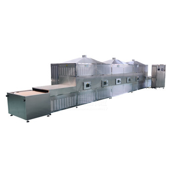 microwave oven tunnel dryer drying machine for vegetable ,fruit