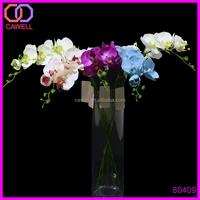 wholesale artificial vanda orchid plant,white dendrobium orchid