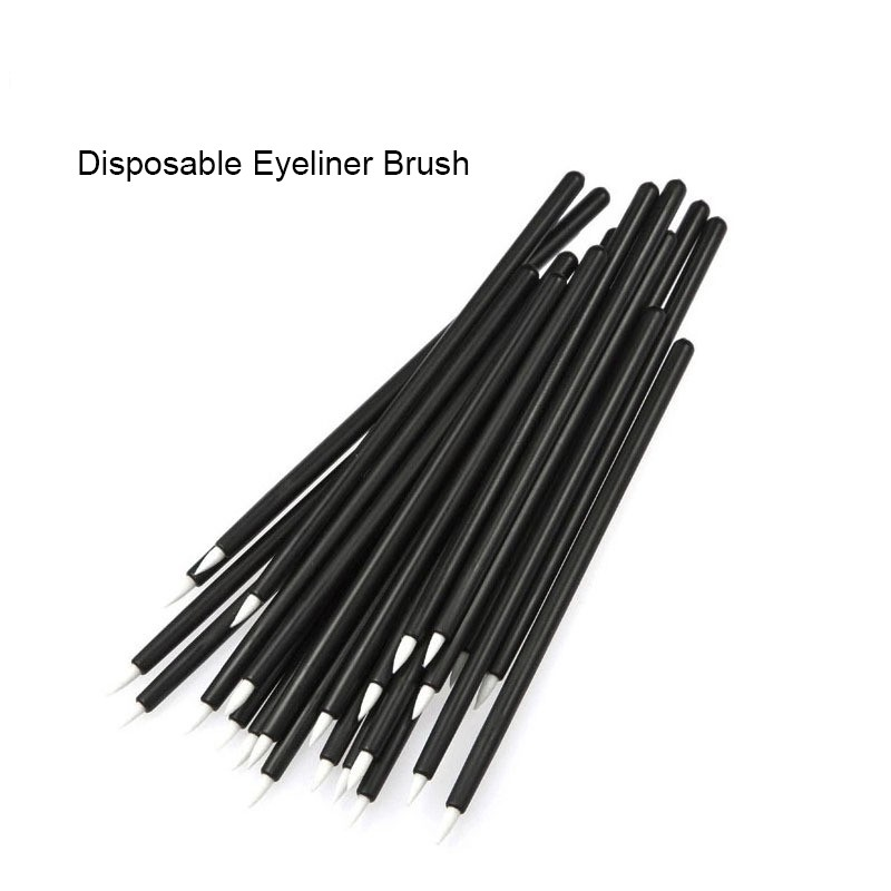 Disposable Eyeliner Applicator Cosmetic Makeup Eyeliner Brush For Eye Liner