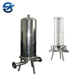 Stainless steel SS304 food grade micro filter for large granules