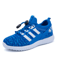 Childrens Breathable Mesh Sports Shoes Kids Fly Netting Sneakers Summer Running Shoes for Boys and Girls