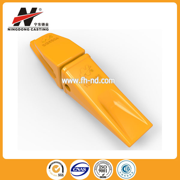Excavator bucket teeth types,FHND1U3302+3G6304, Construction machinery parts Excavator spare parts