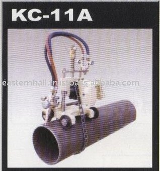 KC-11A AUTO PIPE CUTTING MACHINE