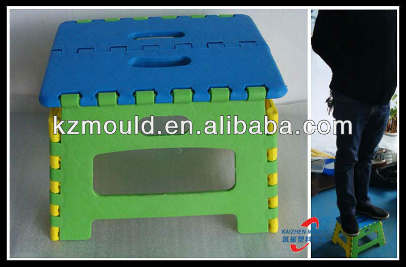 Lovely and convenient commodity plastic folding stool,fold stool