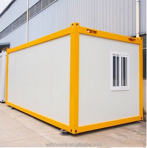Flat Pack/Prefabricated/Prefab Shipping Container/Mobile Home