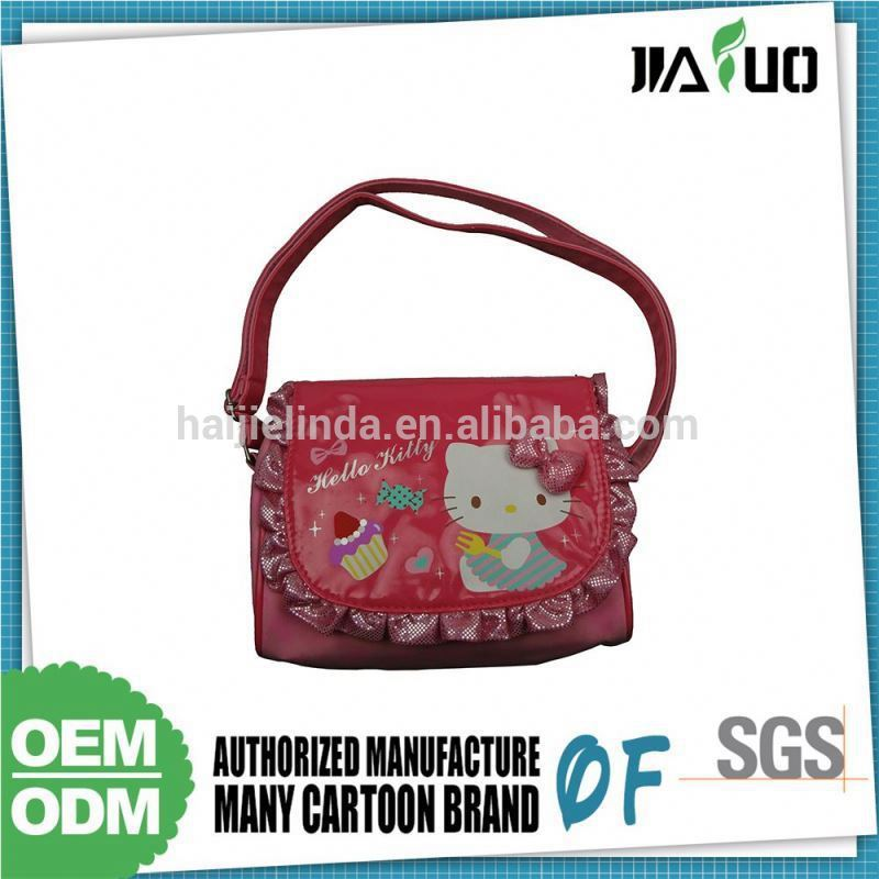Premium Quality Oem Production Classical Design Handbag For Girls