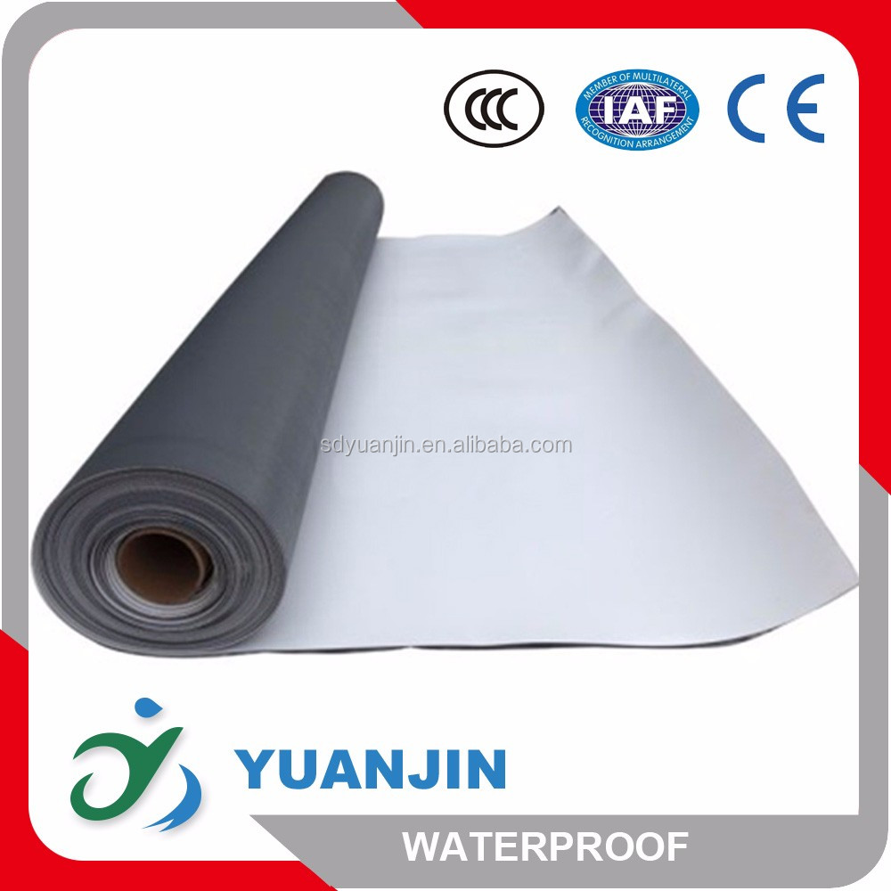 Good quality PVC waterproof membrane construction waterproof material