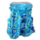 Inflatable Summer Wearable Swim Life Buoy Suit for Audit and Child PVC Swimming Learn Ring