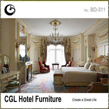 Shanghai Commercial Customized Hotel Furniture Manufacture