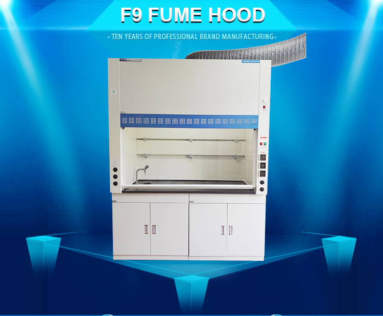 BH01 006 the new laboratory fume hood cupboard for inspection and testing center
