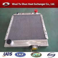 china auto parts manufacturer of car water radiator