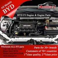 engine parts for for byd auto parts, flyer parts, byd f0 parts, byd f3 spare parts, byd spare parts, byd f6 auto parts