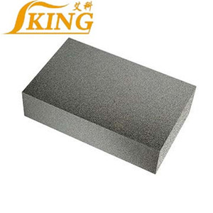 Light weight, rigid and durable insulation foam glass board