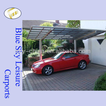 Aluminum Frame Luxury Car Garage Port For Car Park Buy Luxury Car