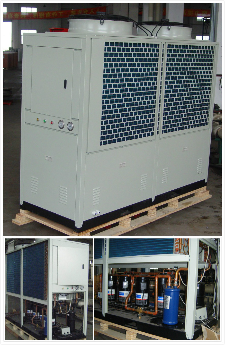 Dx Air Handling Unit Ahu With Outdoor Condensing Unit