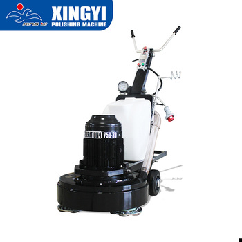750-3D CE Approved Best concrete floor grinding and polishing machine