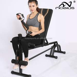Fitness Sport machines Gym Equipment Adjustable Bench Sit-Up Bench Exercise Bench