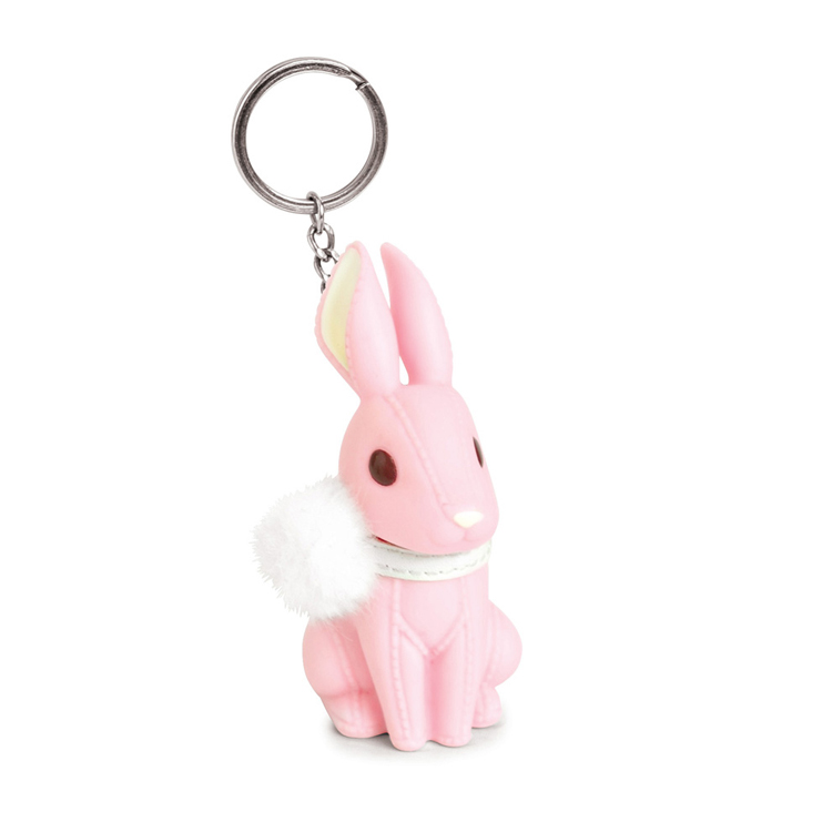 Promotional <strong>Gifts</strong> <strong>Cute</strong> Bunny Rabbit Charm Keychain Keyring