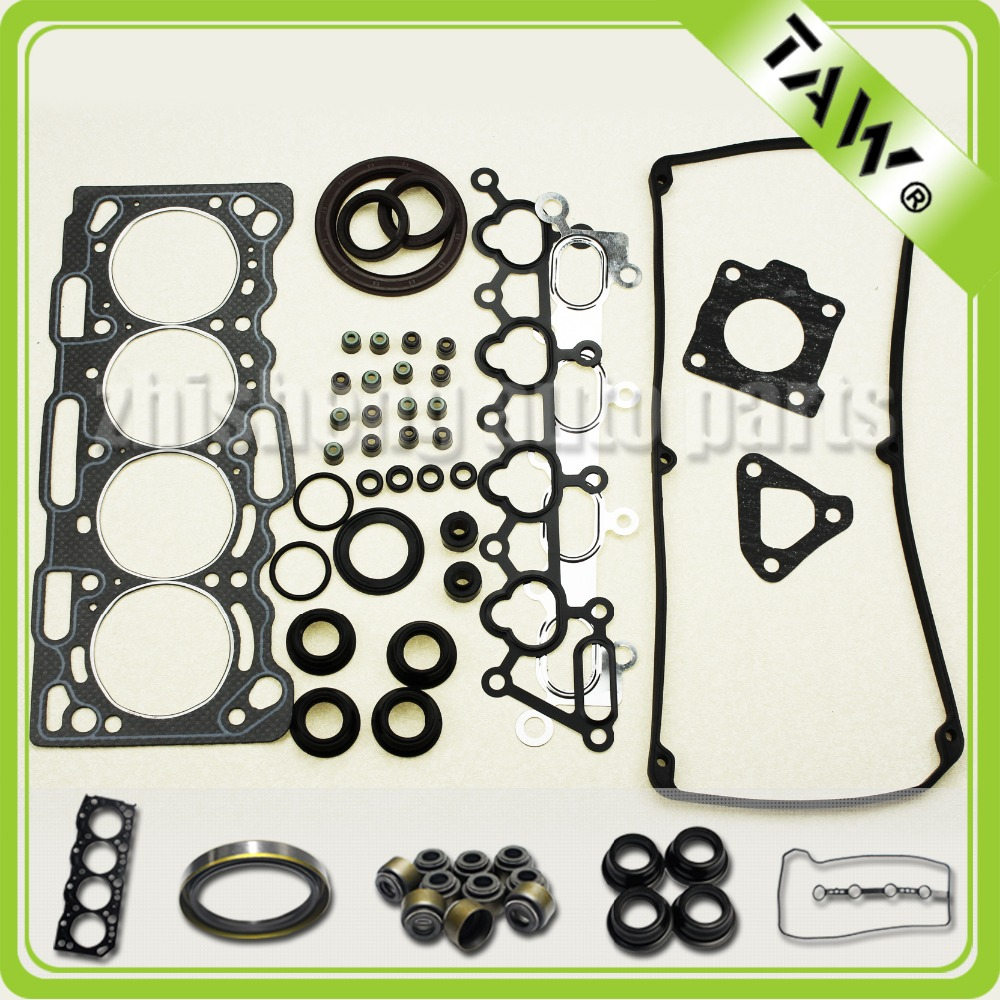Original Auto Part Engine Overhauling Gasket Kit md978141 for Mitsubishi