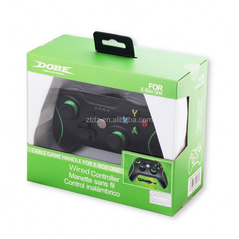 Wholeasale controller for xbox one, wired controller DOBE, wired controller usb breakaway cable for xbox one