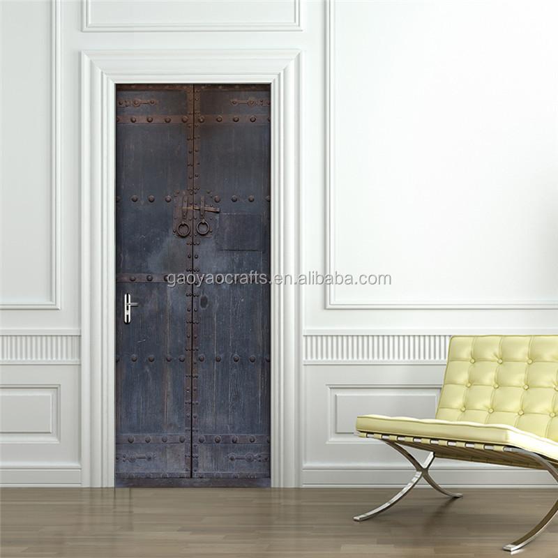 d tatuajes de pared papel pintado puerta de madera de