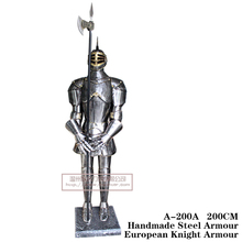 Groothandel oude romeinse <span class=keywords><strong>armor</strong></span> met speer a-200a