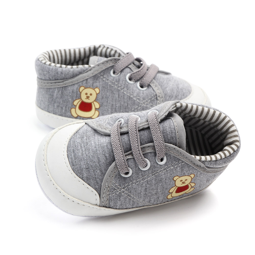 New design soft sole cotton baby shoes 2019