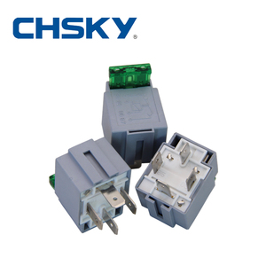 CHSKY 13 years experience top quality car relay 12v 30A 4pins automotive fuse relay normally open high quality auto relay