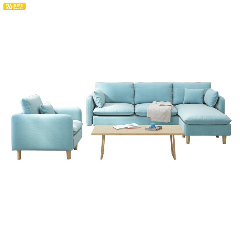 Quality Sofas For Sale: Italy Type Leisure Linen Best Quality Fabric Sofa For Sale