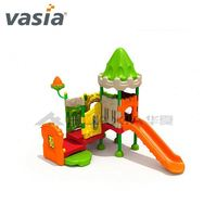 2019 New Fairy Tale Castle Kids Amusement Park Outdoor Playground