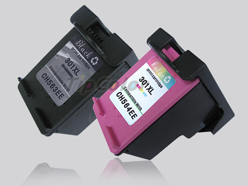 Compatible HP 301XL Black Ink Cartridge CH563E