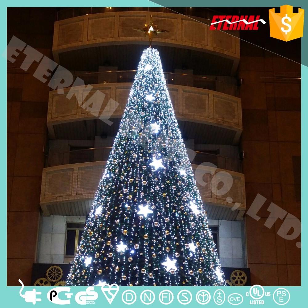 Led Street Tree Light Decoration Christmas Angel String Lights ...