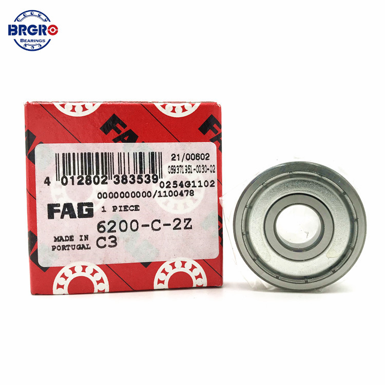 6206-2RS FAG Ball Bearing  30x62x16 mm 6206-2RSR SAME DAY SHIPPING!!!