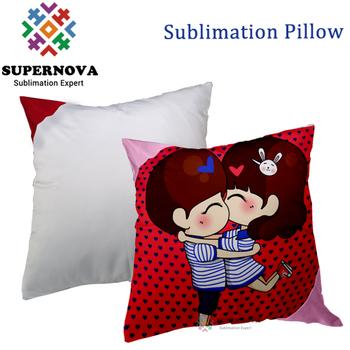 Wholesale Sublimation Blank Pillow CasePrinting Sublimation Pillow Stunning Blank Pillow Covers Wholesale