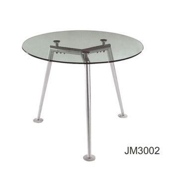 Amazing Three Legs Triangle Base Metal Table Legs For Glass Dining Table