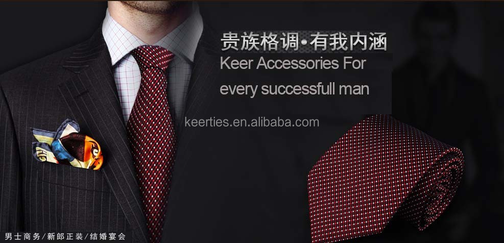 Factory Cheap price ready goods silk tie