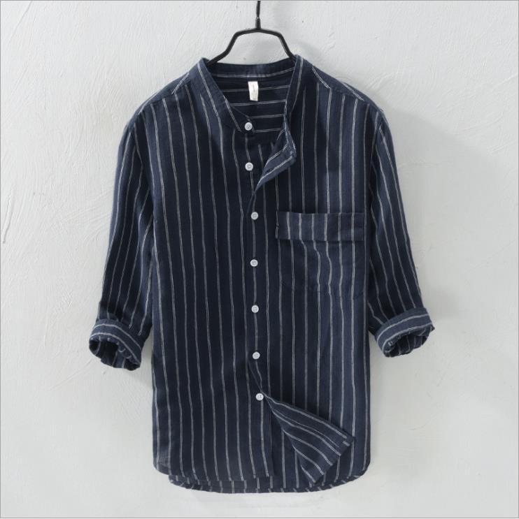 aedf9fa73 مصادر شركات تصنيع نصف كم قميص من الكتان ونصف كم قميص من الكتان في  Alibaba.com