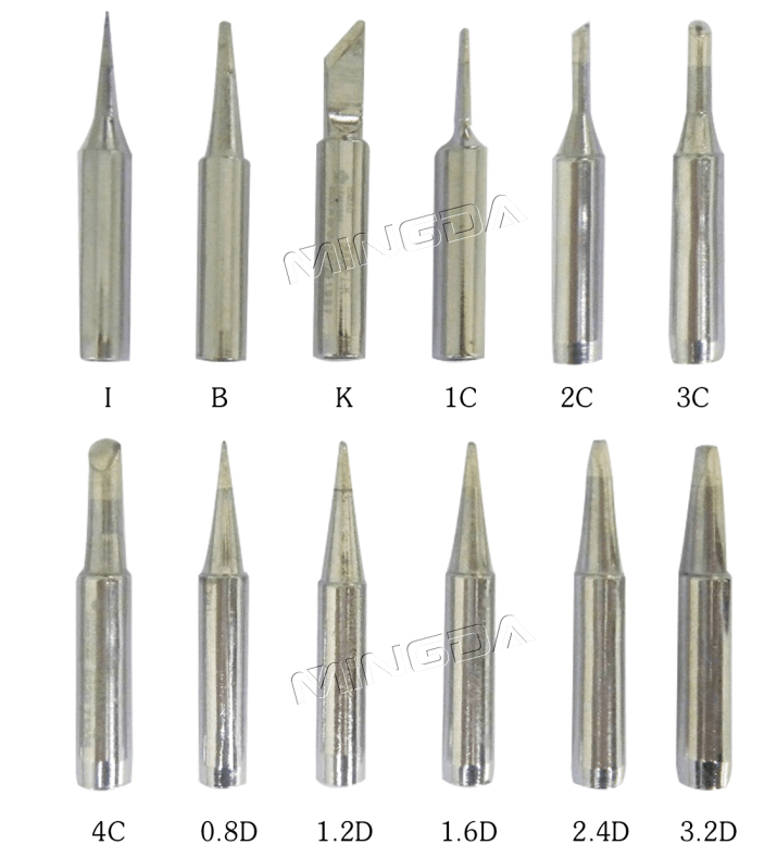 936 soldering iron tips, high quality solder iron bit / soldering station tips with factory price