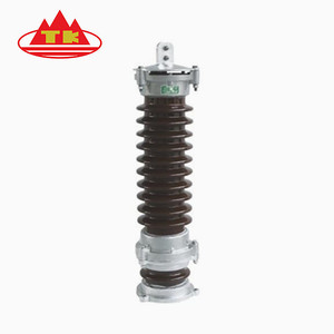 Ceramic Lightning Surge Arrester