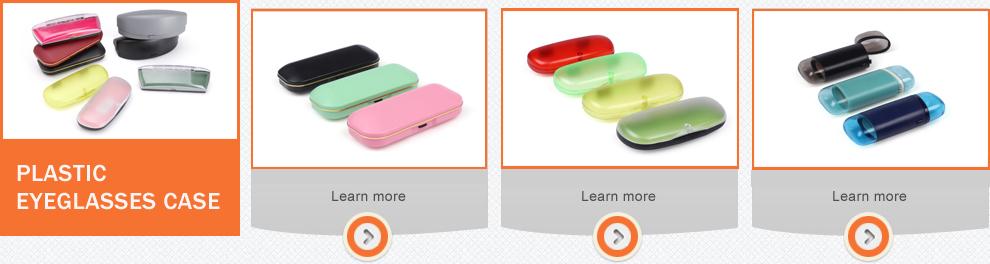 사용자 정의 투명 pvc 케이스 선글라스 포장 안경