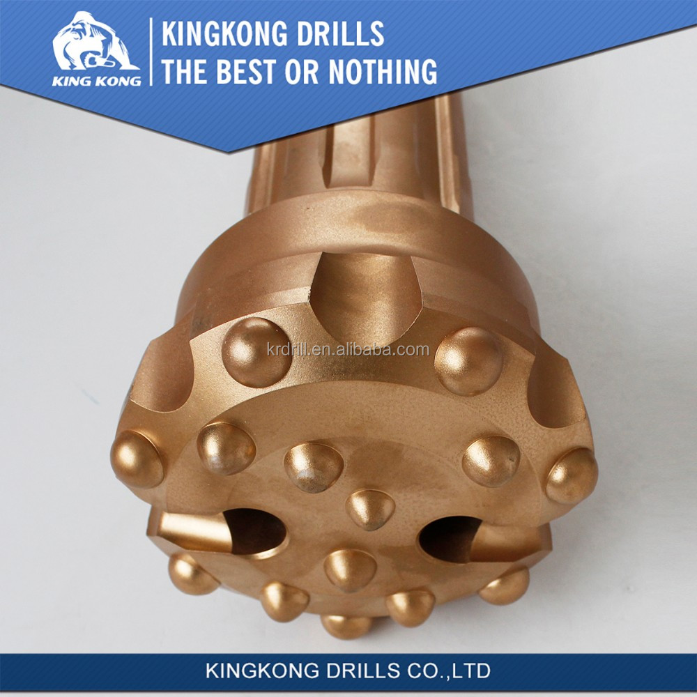 DTH Rock Drilling Button Bit (Mission Series )-Atlas Copco Rock Drilling Bits