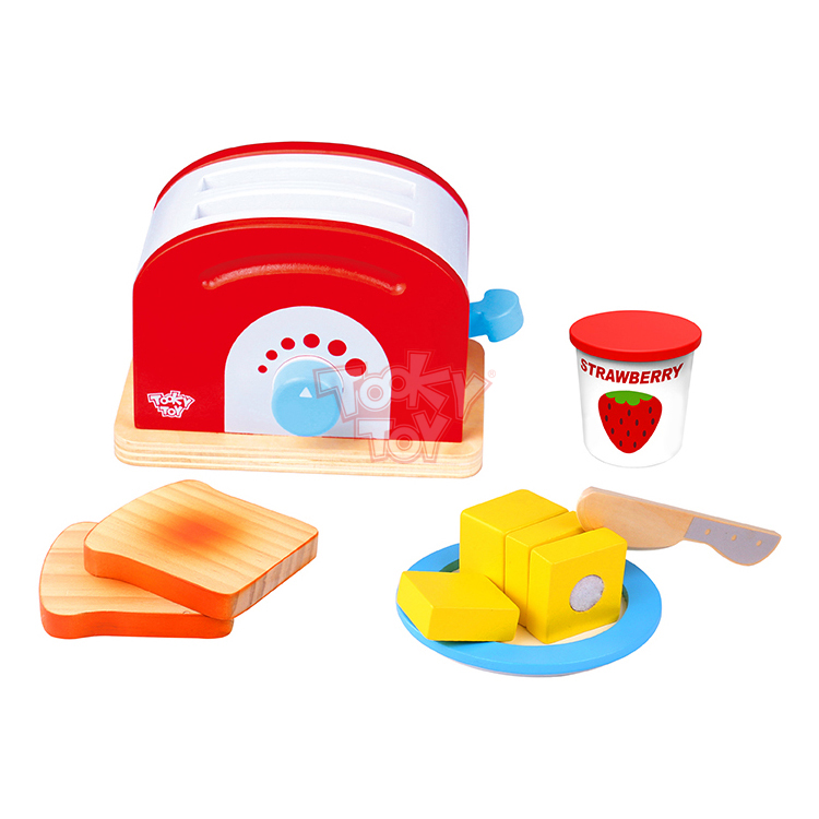 Kids colorful toys kitchen play kitchen set cooking Toaster toy for kids play-15% Fixed Discount
