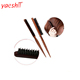yaeshii hot sell good quality custom plastic teasing comb brush