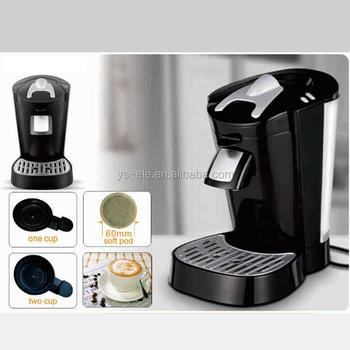 12 Cup Soft Pod Coffee Maker With Steam Pipe Hot Selling Buy Soft