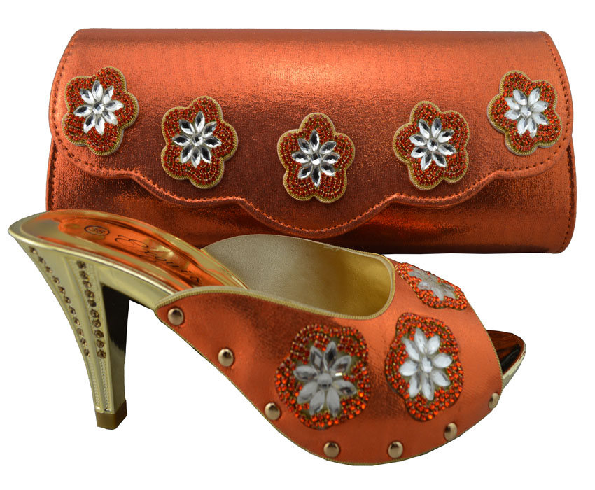 In Promotions Italian Hot Sale Shoes And Bags Set For African Party ... e8c0b14f11ff