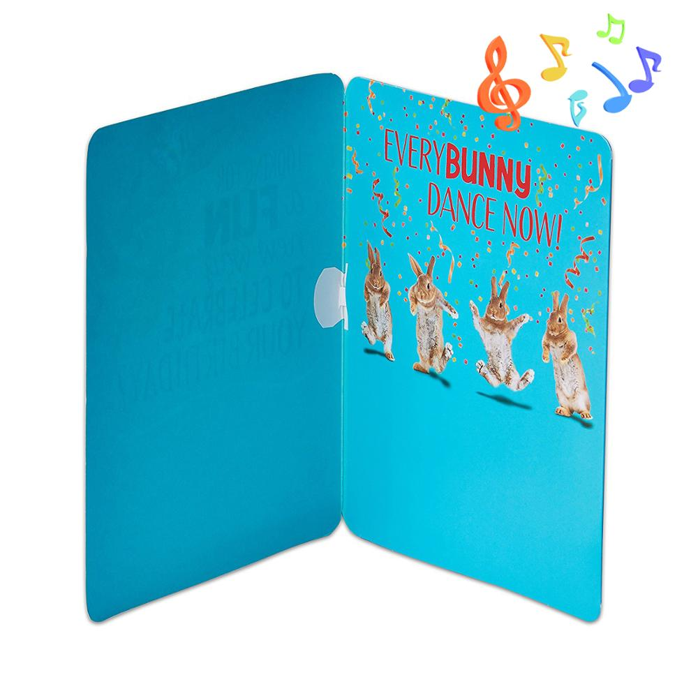 Talking Birthday Cards Custom Music Happy Card Song Singing