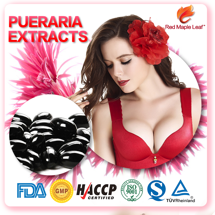 Breast Care Pueraria Mirifica Extract Essence Soft Gels Capsules